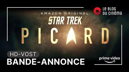 STAR TREK - PICARD : bande-annonce - Saison 2 [HD-VOST]