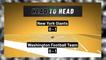 Washington Football Team - New York Giants - Spread