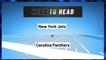Carolina Panthers - New York Jets - Moneyline