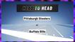 Buffalo Bills - Pittsburgh Steelers - Moneyline