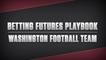 Washington Football Team Futures Playbook 2021