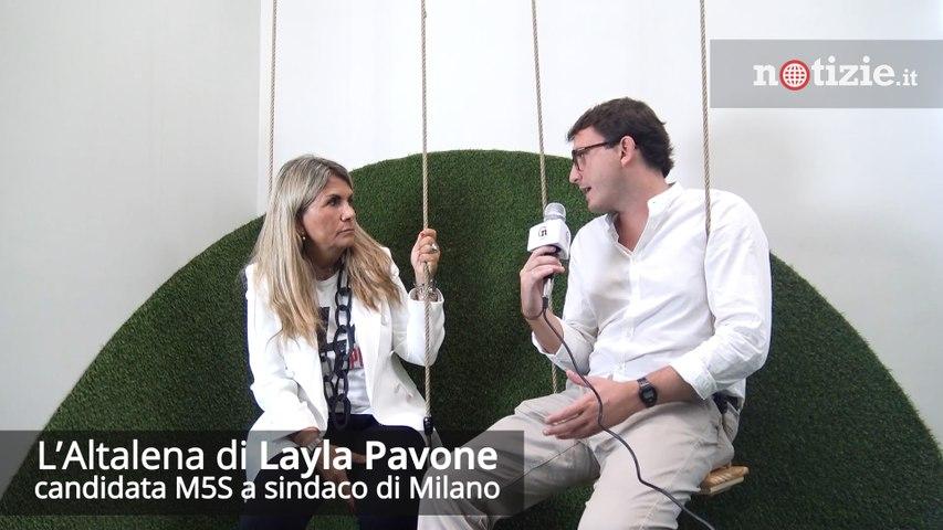 """Layla Pavone, intervista alla candidata M5s a sindaco di Milano: """"Io e Sala non siamo così diversi"""""""