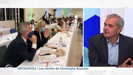 MÉTROPOLE / Les vérités de Christophe Bouchet