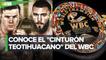 Canelo Álvarez vs Caleb Plant: Así es el cinturón Teotihuacano hecho por artesanos mexicanos