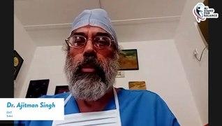 Dr Ajitman Singh – Dos and Dont's in Vertigo