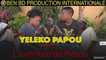 L'Aventure de Papou Episode 1