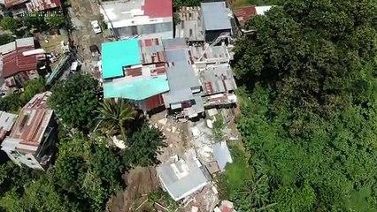 Deslizamiento destruyó cinco casas en Alajuelita: Otras cuatro están afectadas