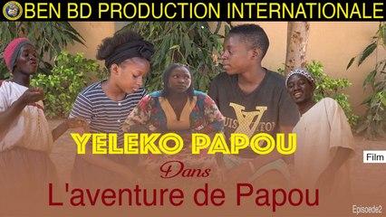 L'Aventure de Papou Episode 2