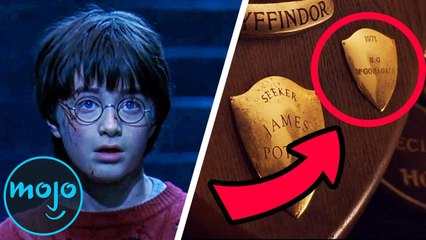Top 10 Hidden Details in Harry Potter and the Sorcerer's Stone