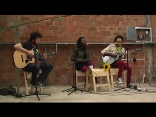 The Noisettes - The Count of Monte Christo (Session)