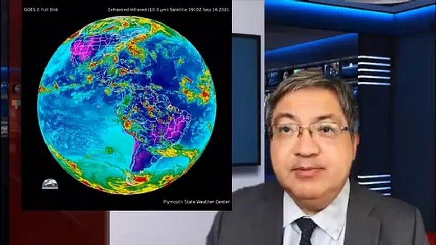 Clima para el 18 y 19 de septiembre: fin de semana de tormentas eléctricas y granizadas