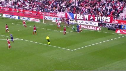 Reims v Lorient
