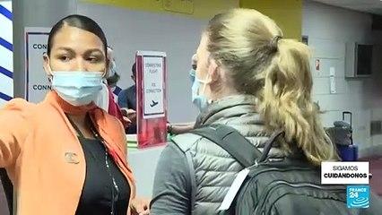 EE. UU. levanta restricciones por pandemia a viajeros vacunados contra el Covid-19