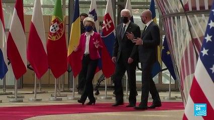AUKUS: líderes de la Unión Europea respaldaron el reclamo de Francia al pacto