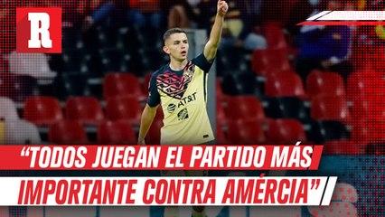 Fidalgo: 'Contra América, todos juegan el partido más importante de la temporada'