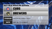 Cubs @ Brewers Game Preview for SEP 18 -  7:15 PM ET