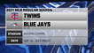 Twins @ Blue Jays Game Preview for SEP 18 -  3:07 PM ET