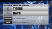 Tigers @ Rays Game Preview for SEP 18 -  4:10 PM ET