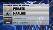 Pirates @ Marlins Game Preview for SEP 18 -  6:10 PM ET