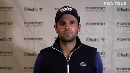 Fortinet Championship (T2) : La réaction de Paul Barjon