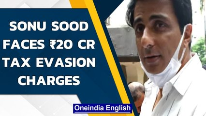 IT dept says Sonu Sood evaded tax of over ₹20 crores | FCRA violation | AAP tie-up | Oneindia News