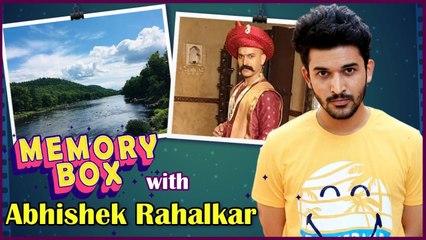 MEMORY BOX Ep. 18: ft. Abhishek Rahalkar | Celebrity Memory Lane | Swamini