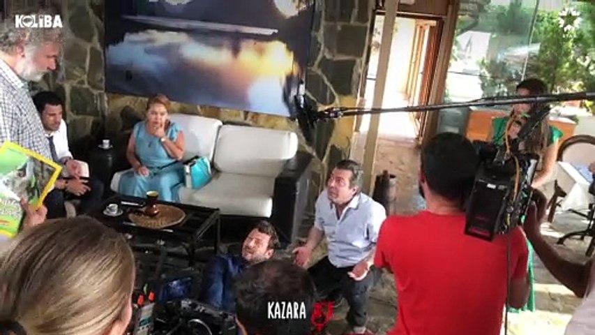 Kazara Aşk 11. Bölüm Kamera Arkası