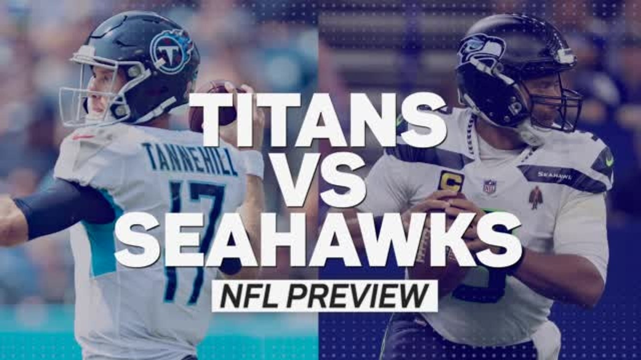 Titans vs Seahawks preview - فيديو Dailymotion