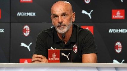 Juventus-Milan, Serie A 2021/22: la conferenza stampa della vigilia