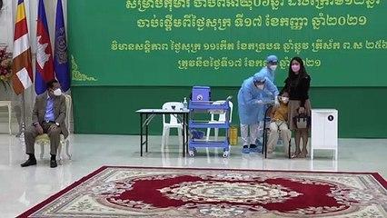Covid-19: vaccination des enfants à partir de six ans au Cambodge