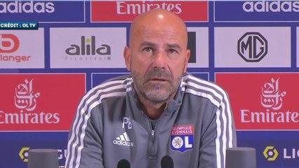 """Peter Bosz :  """"On doit éviter les pertes de balles face au PSG"""""""