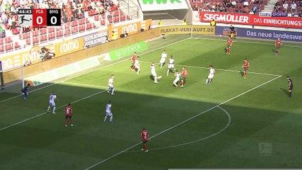 Bundesliga : Augsbourg ouvre son compteur victoire contre Gladbach