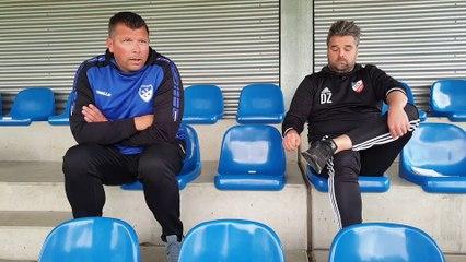 Curslack-Coach Christian Woike zur aktuellen Situation am Deich