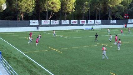 HIGHLIGHTS : N2 - J7 : AS Monaco 2-0 FC Martigues