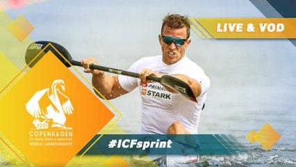 2021 ICF Canoe Sprint & Paracanoe World Championships Copenhagen Denmark / Day 4: Finals
