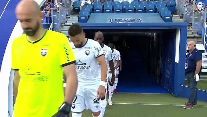 J8 Ligue 2 BKT : Le résumé vidéo de SC Bastia 1-1 SMCaen