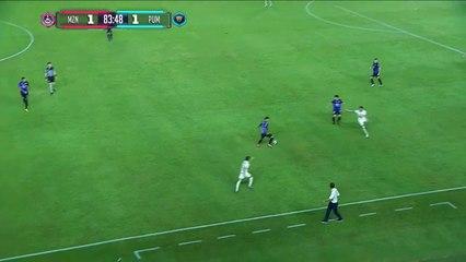 ¡GOOOOOOL! Rogério adelanta a los universitarios a minutos del final   Mazatlán FC 1-2 Pumas UNAM