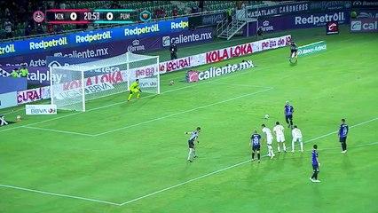 Mazatlán FC 2-2 Pumas UNAM   Resumen   Jornada 9   Liga BBVA MX