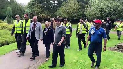 Hartlepool Walk for Peace