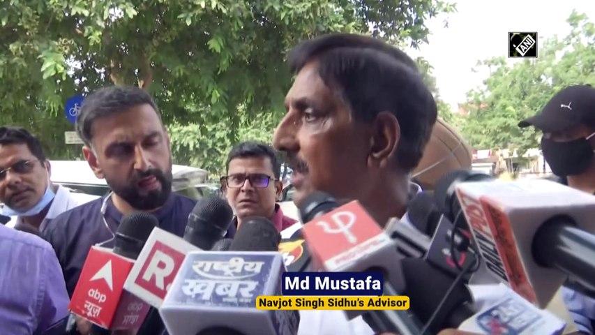 Amarinder Singh humiliating Punjab for last 5 years: Navjot Sidhu's Advisor