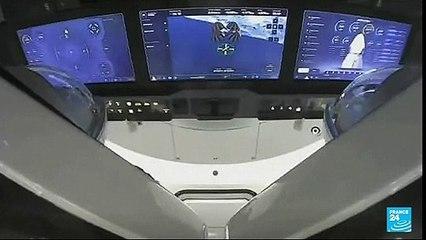 Los primeros turistas espaciales del mundo enviados por SpaceX regresaron a la Tierra