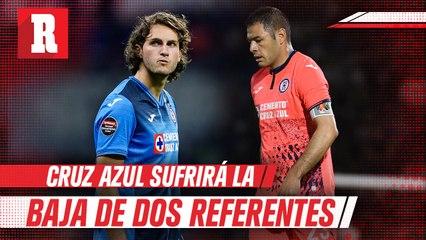 Santiago Giménez y Pablo Aguilar serán baja contra Queretaro