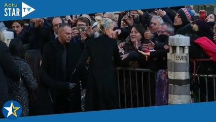 Obsèques de Johnny Hallyday : Parterre de VIP, foule immense et cérémonie digne