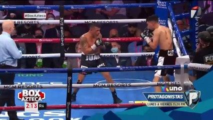 Julio Ceja vs Marc Magsayo Pelea Completa   Box Azteca