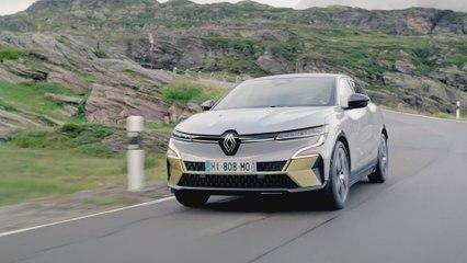 Der neue Renault Mégane E-TECH Electric - Elektromotor in zwei Leistungsstufen