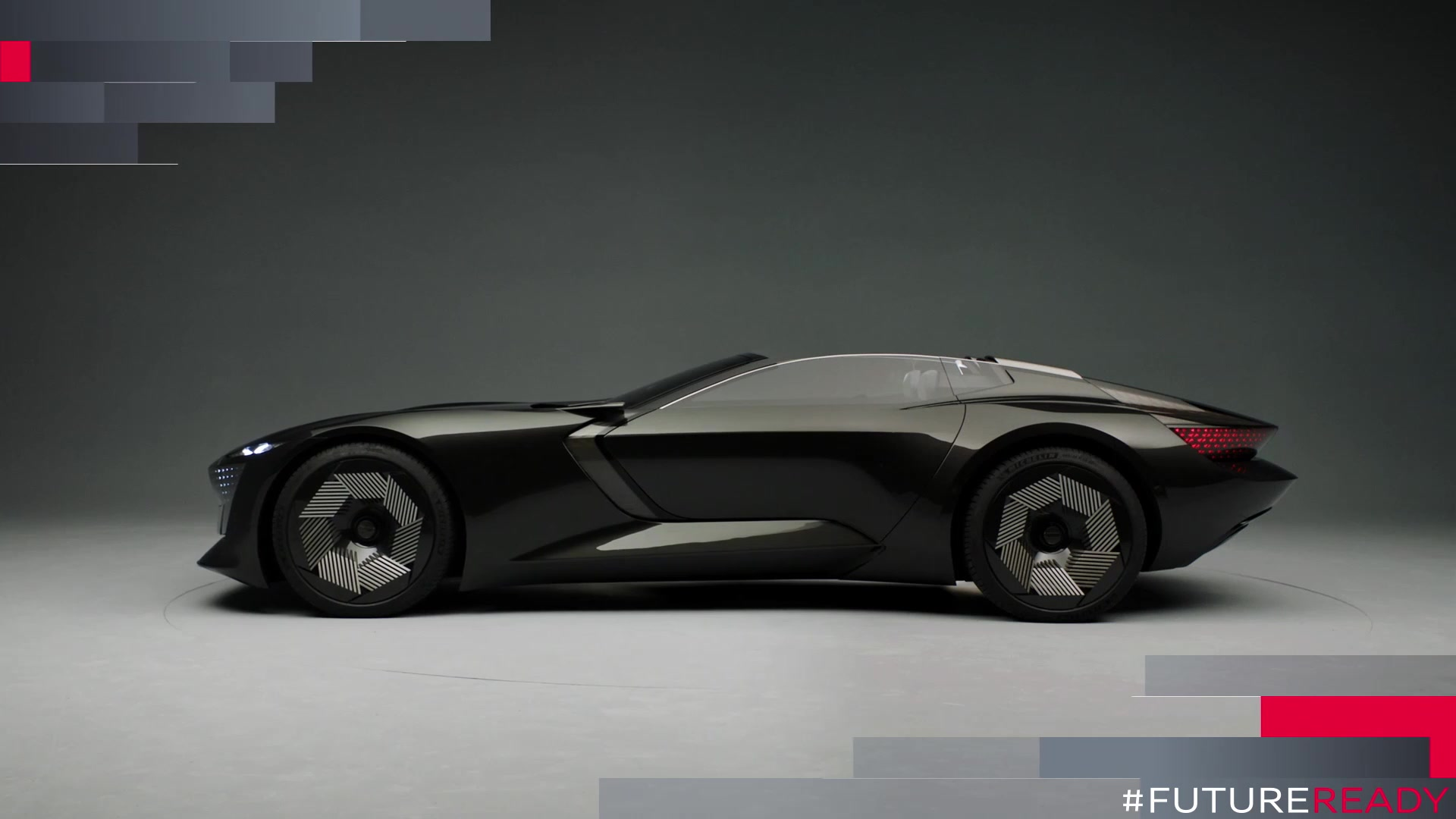 Audi Media Days – Audi future & grandsphere concept