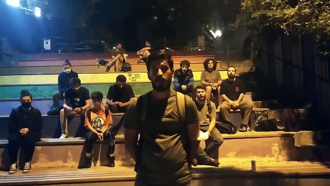 Öğrencilerin barınma sorunlarını gündeme taşıyan 'Barınamayanlar Hareketi' sokakta yatmaya başlayacak