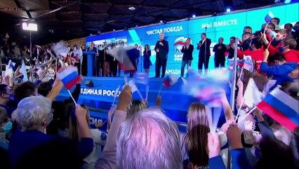ILa russia sta con il Cremlino