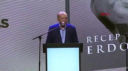 Cumhurbaşkanı Erdoğan, İslam düşmanlığına dikkat çekti
