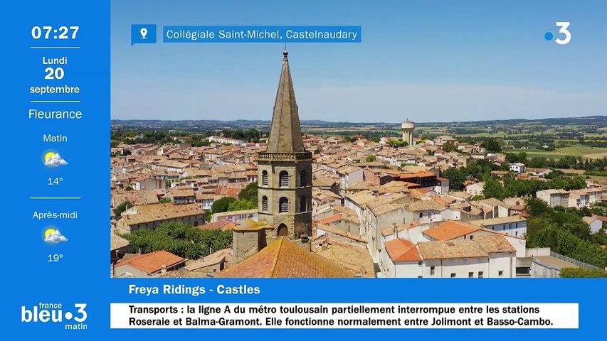 20/09/2021 - Le 6/9 de France Bleu Occitanie en vidéo